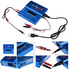 iMAX B6AC Dual Power Lipo NiMH RC Battery Balance Charger Discharger Blancer AU