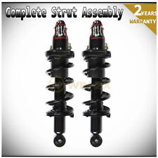 Fit 01-05 Civic 01-03 EL 2pc Rear Left+Right Shock Strut & Coil Spring Assembly