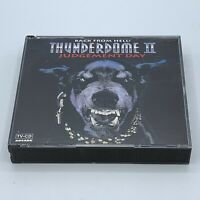 Thunderdome 2 Judgement Day | 2 CD Hardcore Gabber Compilation Arcade America