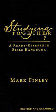Studying Together, A ready reference Bible Handbook, Mark Finley