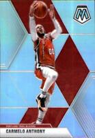2019-20 Panini Mosaic NBA Basketball Silver Parallel Singles (Pick Your Cards)