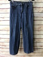 NYDJ Not Your Daughters Jeans Tummy Tuck Size 28X29 Med Wash Straight Leg Casual
