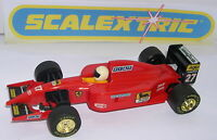 Scalextric C-410 Slot Car Ferrari 643 F1 #27 Alain Prost Mint Unboxed