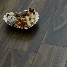 Krono Vario 4-V Groove 8mm Laminate Flooring Deal 17.7m2 - Dark Rich Walnut 7658