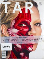 KATE MOSS Damien Hirst JAMES FREY Juergen Teller WOLFGANG TILLMANS Tar magazine