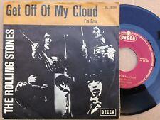 7'Rolling Stones >Get off my cloud/I'm free<  Germany Original