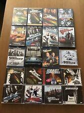 Fast and Furious DVD / Blu-Ray und CD Sammlung Steelbook