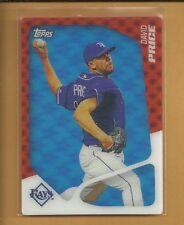 2010 Topps David Price 20/20 Insert Card # T4 Boston Red Sox Baseball MLB