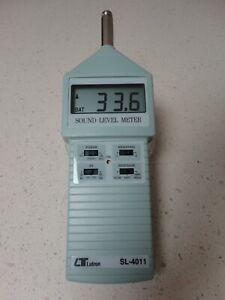 Lutron Sound Level Meter, model SL-4011