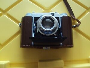 Vintage Foitzik Foinar Trier Folding Camera 1: 3.5/75