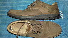 Clarks active air goretex leather shoes size 9 G