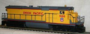 Locomotive LIONEL trois rails UNION PACIFIC en 0