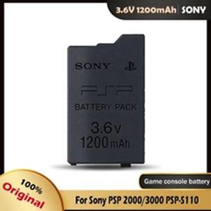 Slim Battery Sony Brand OEM 3000 Official Genuine 1200mah PSP