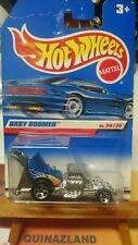 Hot Wheels First Editions Baby Boomer   (9985)