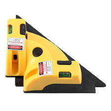 Right Angle 90° Vertical Horizontal Laser Line Projection Level Alignment Tools