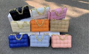 Colorful New 2021 Medium Size Womens Shoulder Bag Crossbody Purses