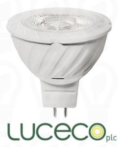 LED MR16 GU5.3 Bulb True Fit 8w 600 Lumens Cool White 12v Spot Light Luceco Lamp