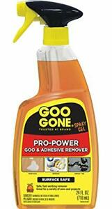 Pro-Power Spray Gel - 24 Ounce - Surface Safe Great Cleaner No Harsh Odors Home