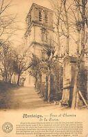 BR40210 montaigu four et chemin de la croix belgium   Belgium