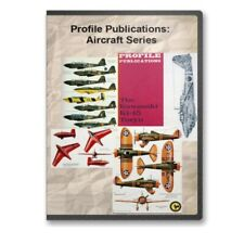 Profile Publications: Aircraft Series: Full 262 Volume Collection on DVD