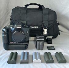 Canon EOS 5D Classic Bundle - 12.8MP Digital SLR Camera (5D Mark I)