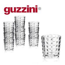 Set di 12 Bicchieri trasparenti in plastica Guzzini Tiffany