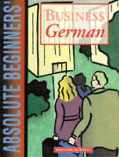 Paperback German Adult Learning & University Books