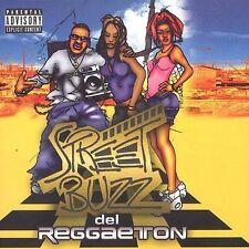 Street Buzz Del Reggaeton Various Artists MUSIC CD