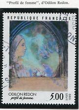 stamp / TIMBRE FRANCE OBLITERE N° 2635 TABLEAU ODILON REDON
