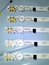 5 barre led 2013XSS32H per D2GE-320SC0-R3 Samsung UE32F4000 UE32F4000AW UE32F530
