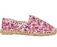 Superga Pink Floral Espadrilles Size UK 3.5 EU 36 Brand New In Box RRP £49