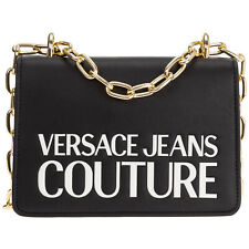 Versace Jeans Couture shoulder bag women EE1VZABP8-E71413_E899 Black medium