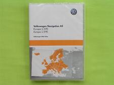 NEU SD CARD NAVIGATION AS EUROPA 1 2019 V9 VW DISCOVER MEDIA PASSAT TIGUAN CADDY