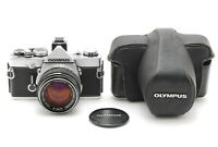 【N MINT+++】Olympus OM-1N 35mm SLR Film Camera 50mm f/1.4 Lens From JAPAN