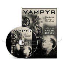 Vampyr (1932) Fantasy, Horror Film / Movie on DVD