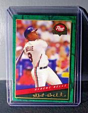 1994 Albert Belle Post Collection #27 Baseball Card Cleveland Indians