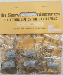 In Service Miniatures BMD (M) 36019