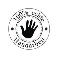 "Butterer Stempel ""Handarbeit"", 3cm ø"