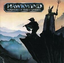 Hawkwind Masters Of The Universe CD NEW