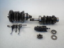 Triumph Speed Triple 1050 #8552 Transmission & Misc. Gears / Shift Drum & Forks