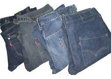 Mens LEVIS Engineered Twisted Denim Jeans W30 W32 W33 W34 W36 W38