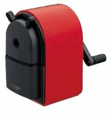 MITSUBISHI pencil sharpener Uni manual sharpener red KH20.15 JP Japan Import