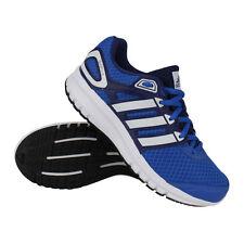 Adidas Duramo 6 Kids Running Shoes UK 3 US 3.5 Euro 35 1/2 Royal Blue White Navy