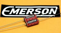 1 Emerson Paper in Oil Capacitors - 0.047uf 300v (Red) 2019 Classic