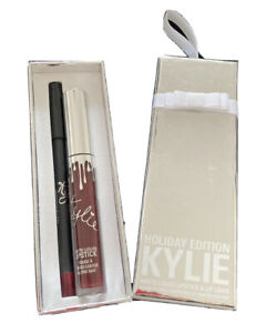 Kylie Vixen Lip Kit - Limited Holiday Edition - 100% Authentic - Vamp Shade