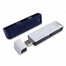 Qualità 4 porte ad alta velocità USB 2.0 HUB Splitter MULTI PER PC PORTATILE
