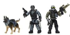 MEGA BLOKS CALL OF DUTY COVERT OPS CNF14 MINIFIGURE # 1, 2, & 3