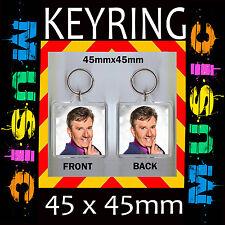 DANIEL O'DONNELL - KEYRING –KEY CHAIN-45X45MM- CD112