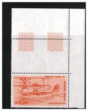 France republique francaise 1985 AIR 20 F CAMS 53 Flying Boat neuf sans charnière