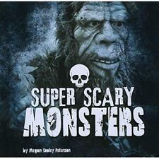 Super Scary Monsters (First Facts: Super Scary Stuff) - Library Binding NEW Mega